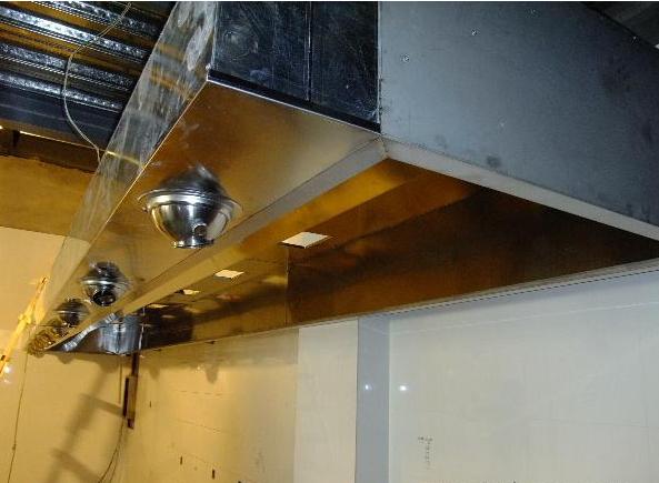 天津厨房排烟罩