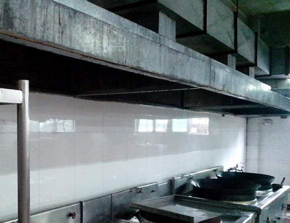 天津环保除尘风管