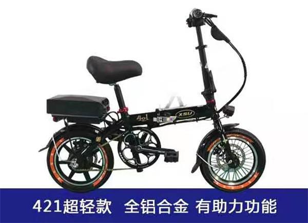 天津电动自行车加盟