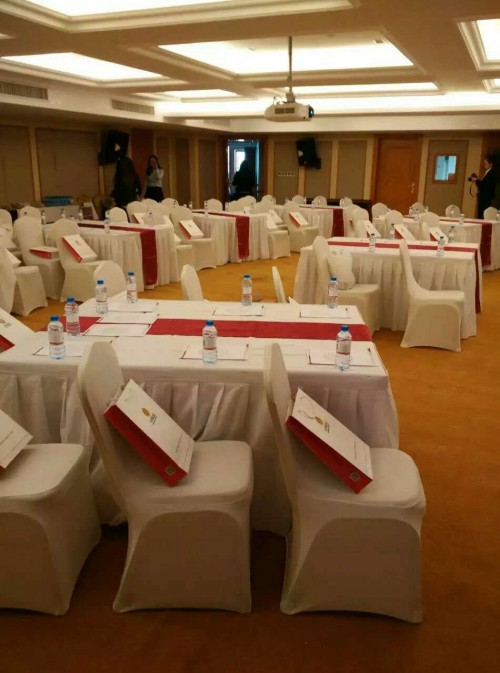 天津桌椅租赁使企业实现了自身的价值!
