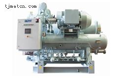单螺杆开启式低温机组