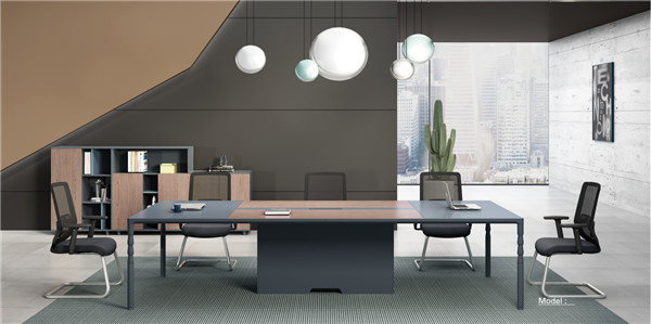 简易板式会议办公桌