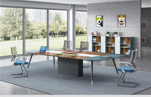 时尚板式会议桌