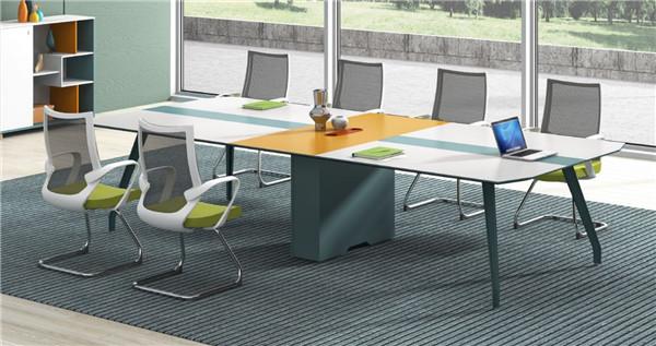 板式会议桌图片