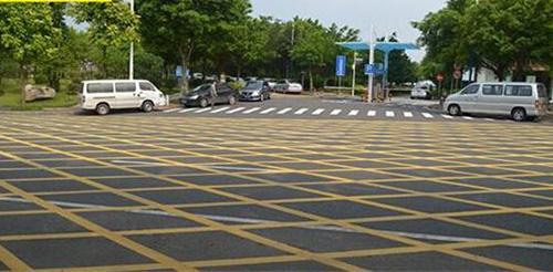 道路划线工程系列 (1)