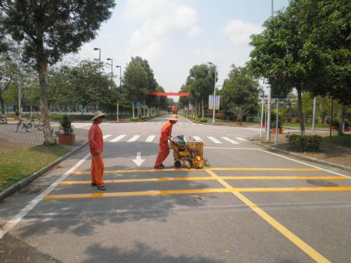 道路划线工程系列 (5)