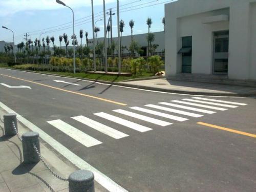道路划线工程系列 (4)