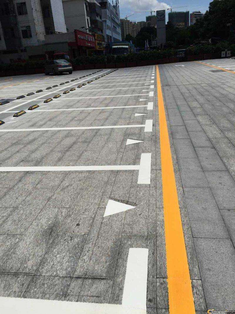 道路划线工程系列 (6)