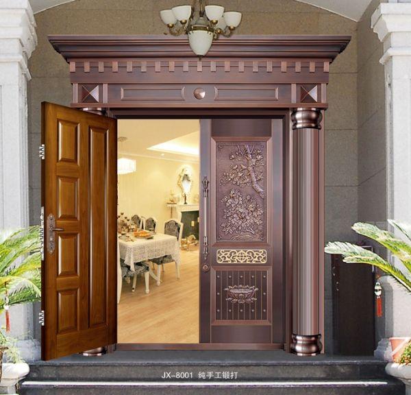 天津銅門的制造材料質量如何保證?