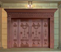 四開銅門系列