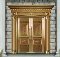 對開銅門系列