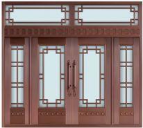 玻璃門系列