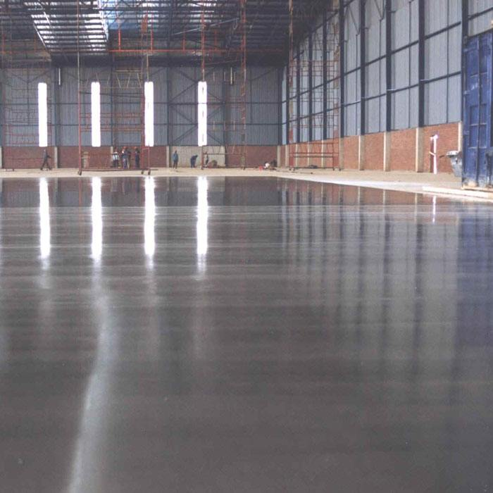 混凝凝土密封固化剂施工