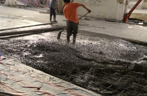 混凝土密封固化剂地坪地坪使用中存在哪些优势
