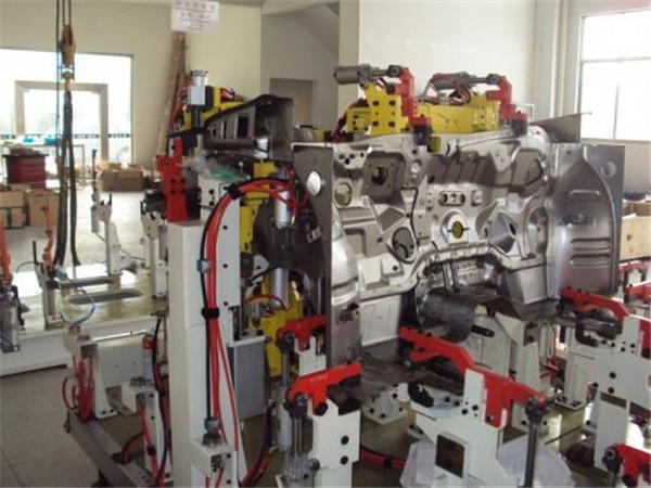 天津非标自动机械设计方案