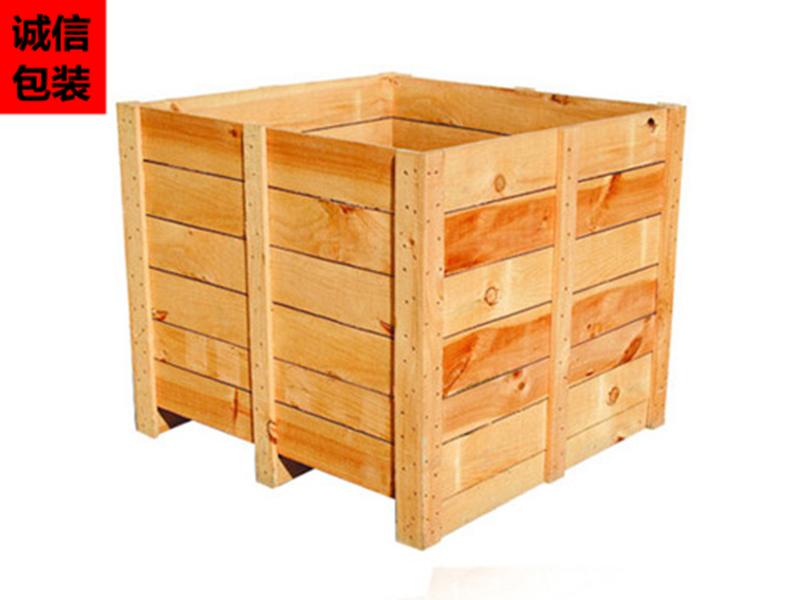 选择免蒸熏木箱的最主要原因