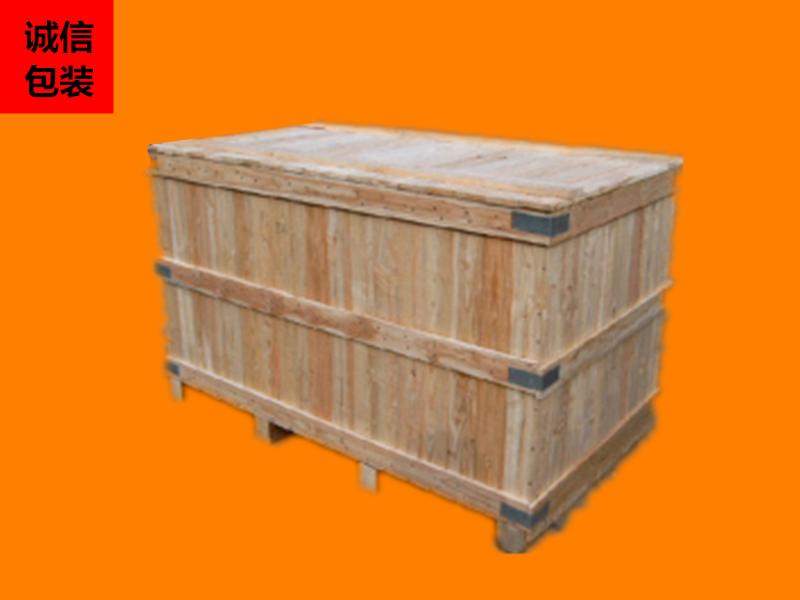 天津免蒸熏木箱