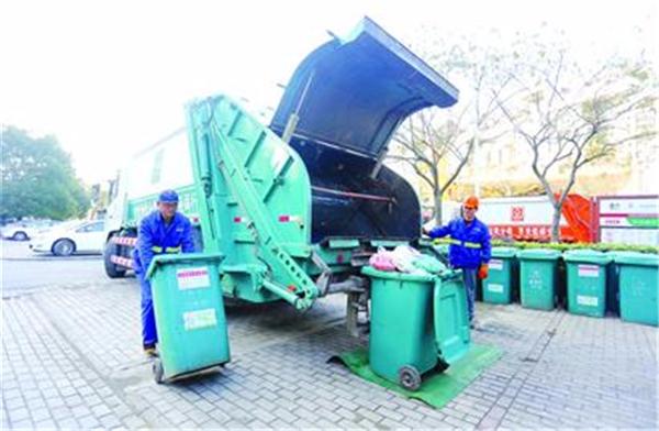 垃圾分类清运公司