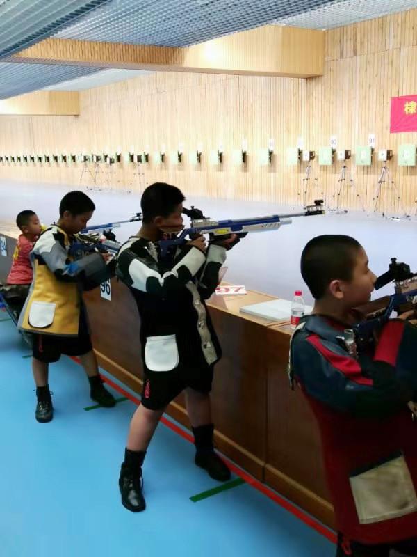 射击培训演练
