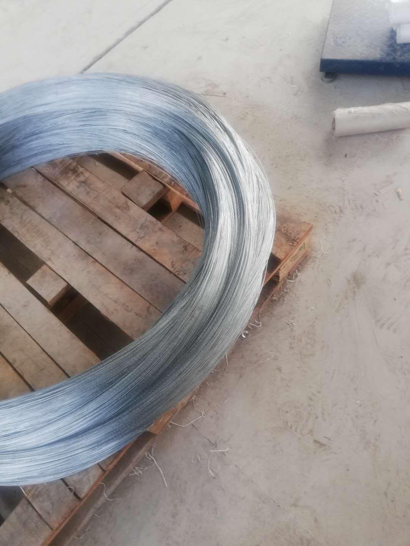渔网调直钢丝