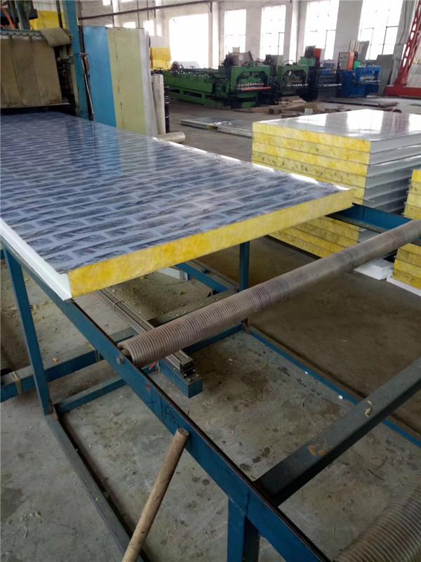 彩钢岩棉复合板规格
