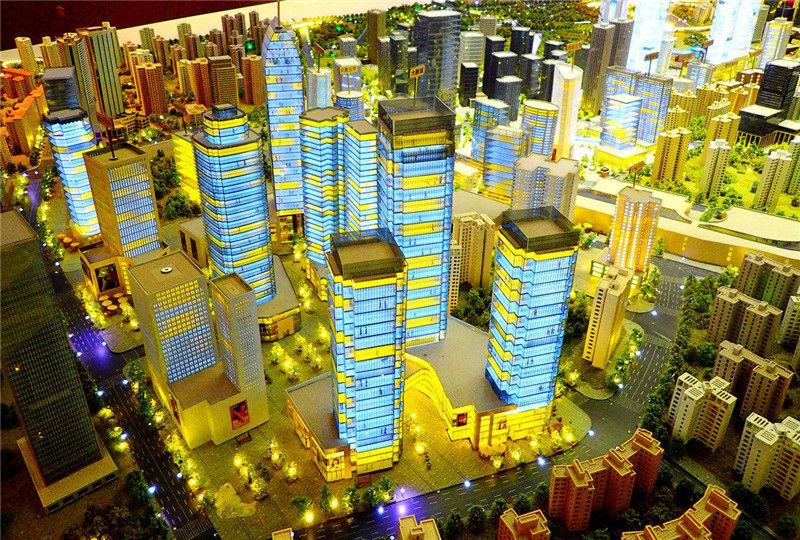 优质天津建筑沙盘模型展示