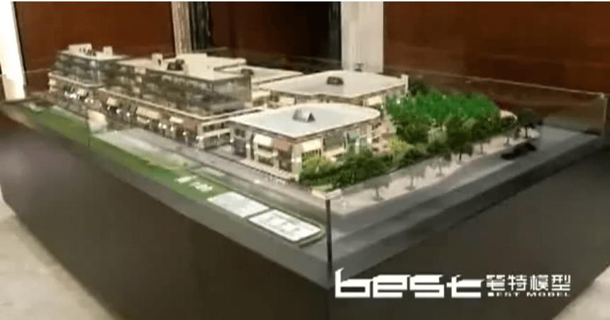 天津售楼地产沙盘模型制作价格
