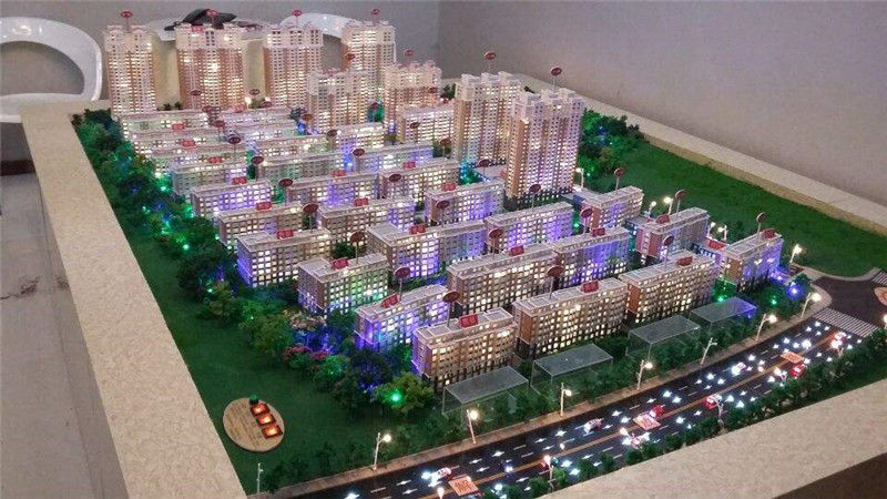 天津沙盤模型