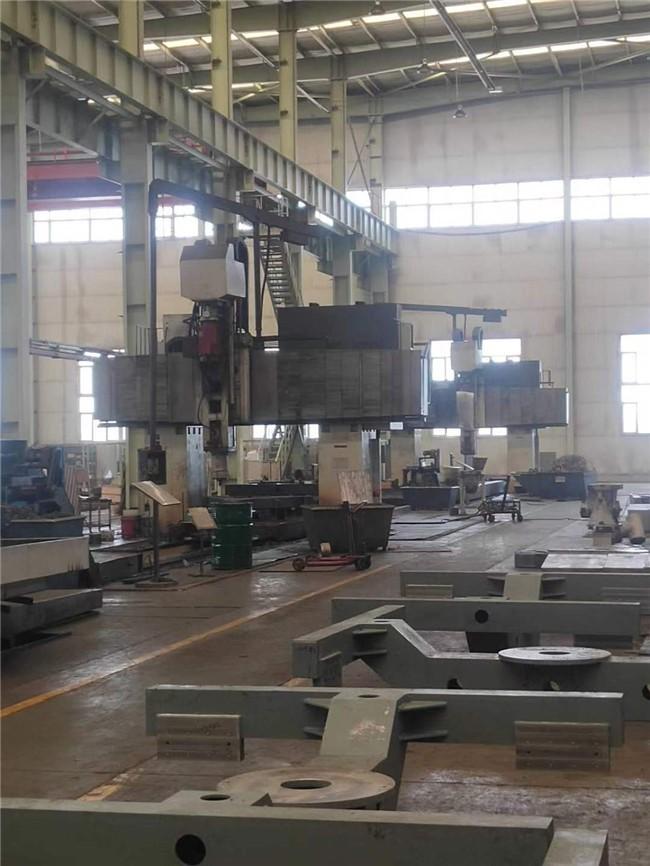 天津大型機械加工案例