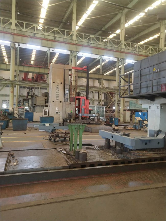 天津钢筋机械加工案例