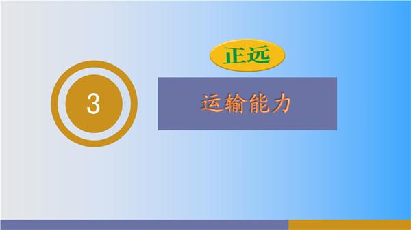 天津物流公司托運運輸能力