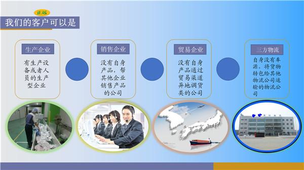天津到杭州貨運公司的合作客戶