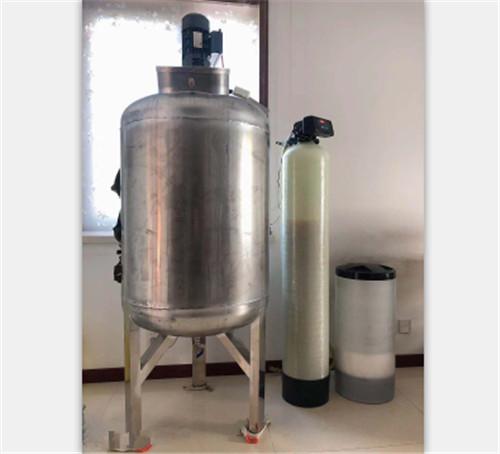 洗涤设备厂家实物