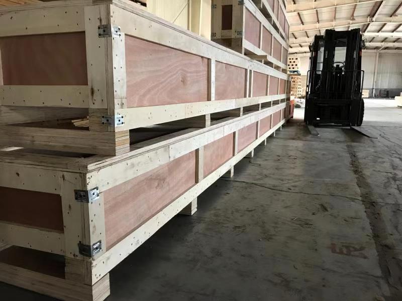传统大型木箱