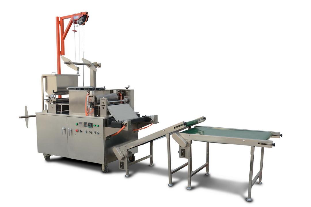 RK-2-500型水凝胶涂布机
