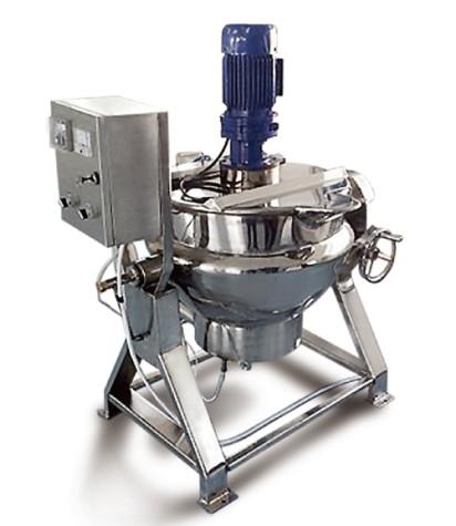 RK-50型膏贴立式溶胶搅拌机