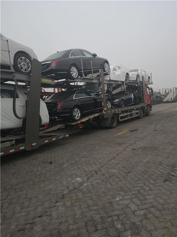 成品车运输装卸