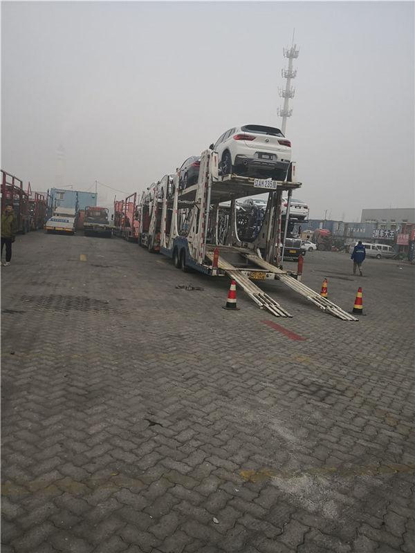 天津成品车运输