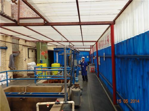 污水处理站