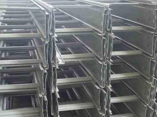 梯式电缆桥架展示