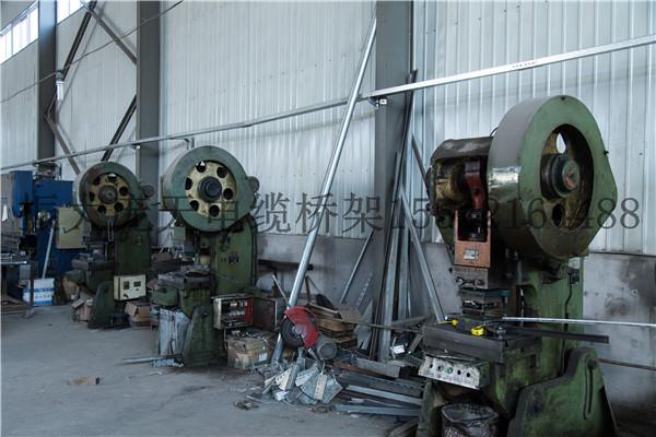 热浸锌桥架生产机器