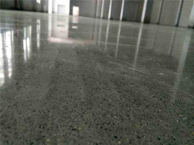 水泥密封固化劑地坪施工