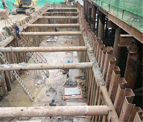 天津鋼板樁出租公司