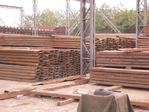 天津钢板低价租赁