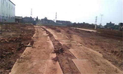 天津铺路铁板租赁供应厂家