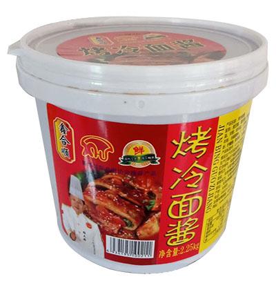 鑫合顺烤冷面酱2.25kg