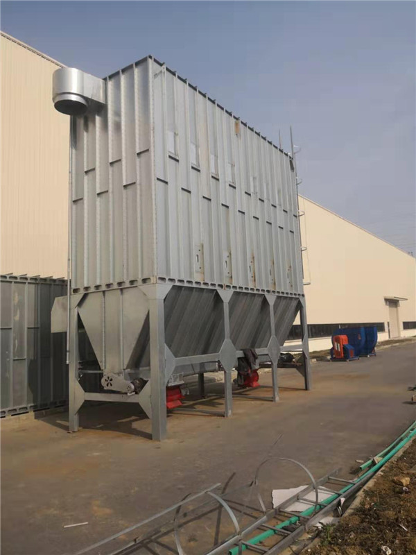 中央除塵器超標準管理方案