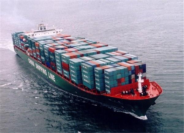 海运订舱二手集装箱船