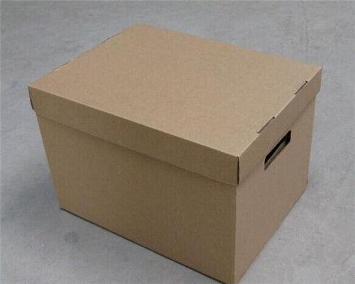 天津瓦楞紙箱
