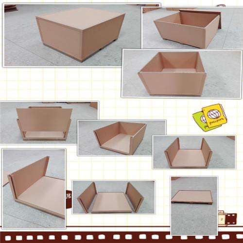 插板式分體箱組裝圖
